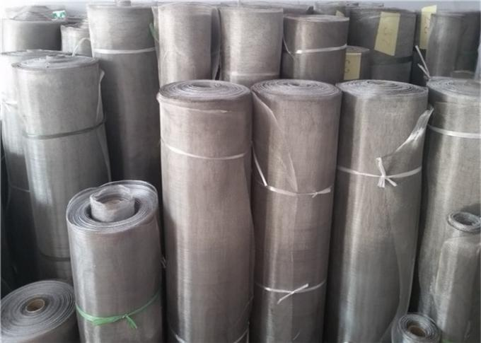 14x14 Heavy Duty Window Wire Mesh , Insect Aluminum Screen Wire Rolls For Netting