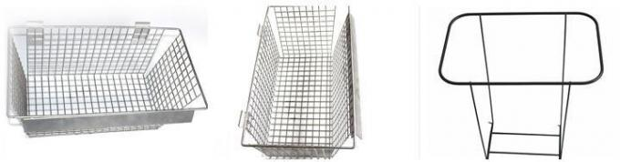 Medical Instrument, Sterilisation Trays and DIN Baskets