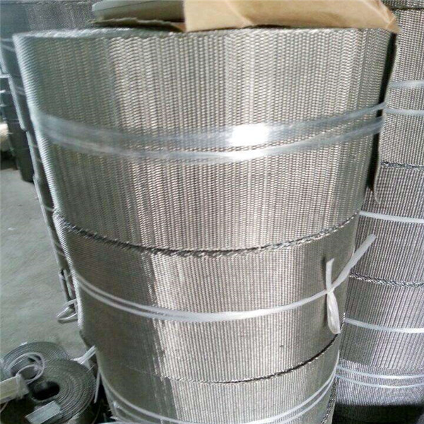 stainless steel reversed dutch weave ribbon filter wire mesh/Reverse Dutch Twill Weave Wire Mesh for screen Changer