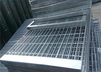 China steel grid mesh flooring/galvanized steel grid/small metal grate/steel grating platform/used steel grating supplier