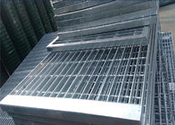 China steel grid mesh flooring/galvanized steel grid/small metal grate/steel grating platform/used steel grating factory