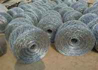 Good Quality Hardware Wire Mesh & Concertina Razor  Spiral  Security Barbed Wire  Barrier  Off Road Flat Wrap on sale